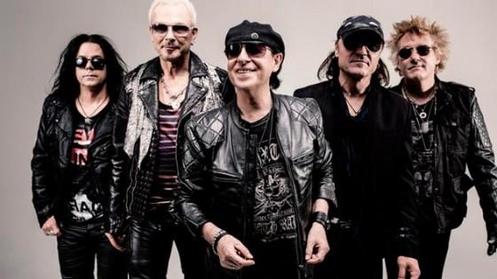 Concierto de Scorpions dentro del Resurrection Fest 2018