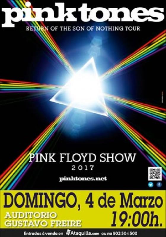 Concierto de Pink Tones