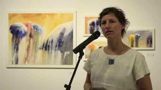 Exposición Choiva de Isabell Seidel