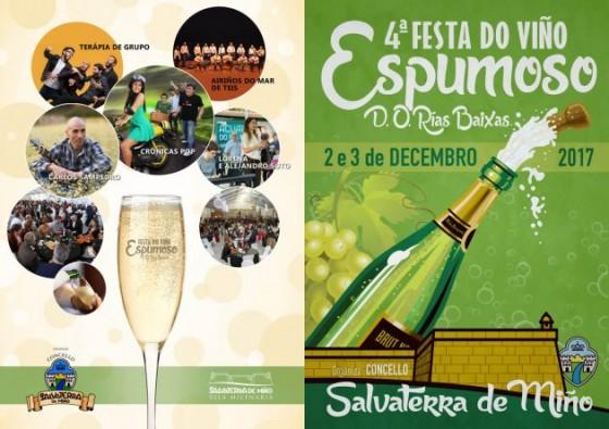 Festa do Viño Espumoso en Salvaterra de Miño
