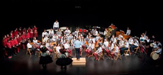 VII Concerto Solidario Colexio Obradoiro