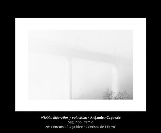 Exposición fotográfica en Pontevedra: Caminos de Hierro