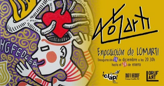 Exposición en Lugo de Lomarti: Todo en orden