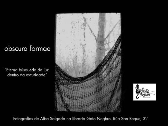 Exposición fotográfica en Lugo: Obscura Formae, de Alba Salgado