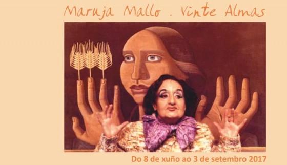 Exposición en Lugo: Maruja Mallo. Vinte Almas
