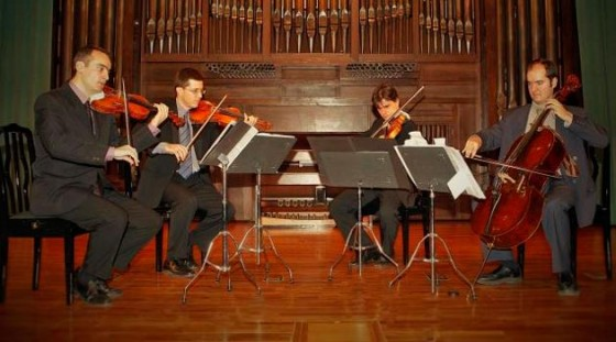 Concerto de O Cuarteto Granados