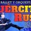 Coro – Ballet Ejército Ruso de San Petesburgo