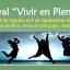 Festival Encuentro Vivir en Plenitud en A Casa da Terra